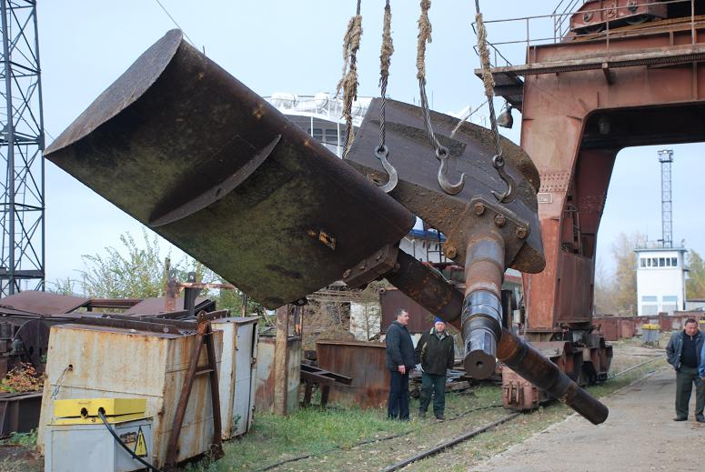 как называется руль у корабля - фото 3